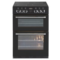 Belling Classic60E in black Stoke-on-Trent