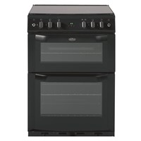 Belling FSG60DOP in black Boston