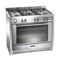 Baumatic BCG905SS90cm Gas Single Cavity Range Cooker