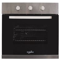 Statesman BSF60SSStatesman 65L Integrated Single Cavity Fan Oven - Stainless Steel