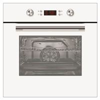 Statesman BSM60WHStatesman 70L Integrated Multifunction Fan Oven - White