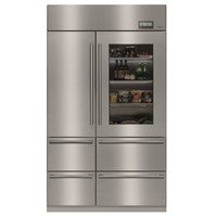 Caple CAFF60Free-standing American Fridge Freezer
