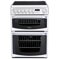 Hotpoint CH60EKWS60cm Double Oven