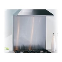 Caple CSB905900mm wide stainless steel splashback