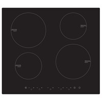Statesman IH60Statesman 60cm 4 Zone Induction Hob - Black