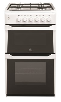 Indesit IT50GWIndesit IT50GW Cooker - White