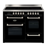 Britannia RC-11XGI-FL-KFleet 110cm XG Induction Range Cooker