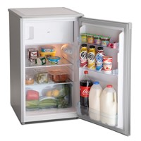 Iceking RK104AP2SILUndercounter Fridge