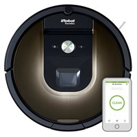 IRobot Roomba 980 Location