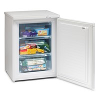 Iceking RZ6103APWhite 60cm Wide Over Counter Freezer
