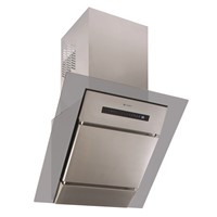 Caple SP611SS600mm sloping hood