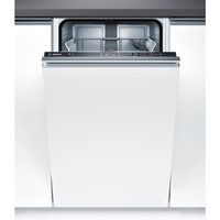 Bosch SPV40C20GBBlack ActiveWater slimline Dishwasher 45cm Fully Integrated