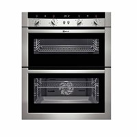 Neff U17M52N3GBBuilt-under double Oven Stainless steel