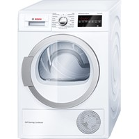 Bosch WTW85490GBCondenser Tumble Dryer with Heat pump