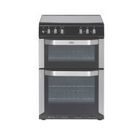 Belling FSDF60DOW in black Bristol