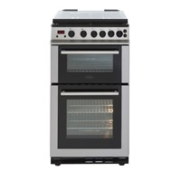 Belling FS50GDOLM in stainless steel Boston
