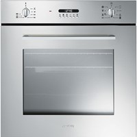 Smeg SF478XSingle Multifunction Oven