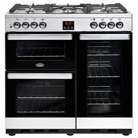 Belling Cookcentre  90DFT S / 444444070 Luton