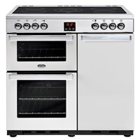 Belling Gourmet 90E in Stainless Steel Bristol