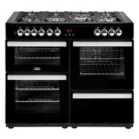 Belling Cookcentre 110DF b / 444444095 Luton