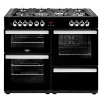 Belling Cookcentre 110DF b / 444444095 Hull