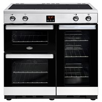 Belling Cookcentre 90EI in Stainless Steel Bristol