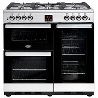Belling Cookcentre 90G SS. Liverpool
