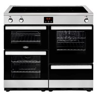 Belling Cookcentre 100EI in Stainless Steel Exmouth