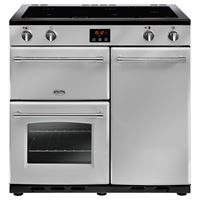 Belling Farmhouse 90EI S / 44444413190cm electric range cooker.