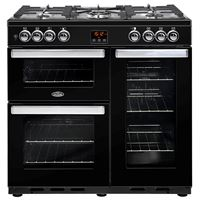 Belling Cookcentre  90DFT B / 444444071 Derby