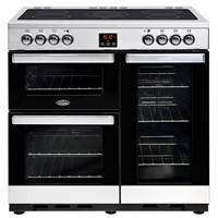 Belling Cookcentre 90E Stainless Steel Luton
