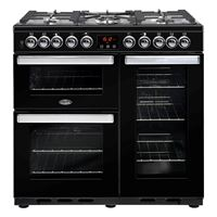 Belling Cookcentre 90DDFT PSS / 444444105 Boston