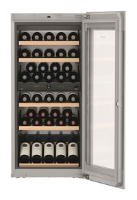 Liebherr EWTgw2383Liebherr EWTgw2383 51 bottle 2 zone built in wine cabinet