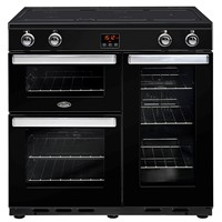 Belling Cookcentre 90EI in Black Bristol