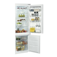 Whirlpool ART 201/63 A+/NFWhirlpool ART 20163A+NF Integrated Fridge Freezer - White