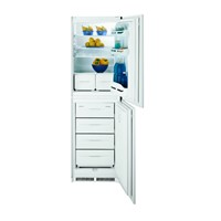 Indesit INC325FFIndesit IN C 325 FF Integrated Fridge Freezer - White