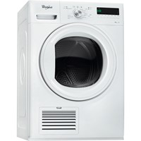 Whirlpool DDLX90110Whirlpool DDLX 90110 Tumble Dryer - White