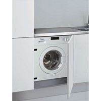 Whirlpool AWOE 7143Whirlpool AWOE7143 Integrated Washing Machine - White