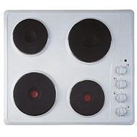 Indesit TI60WIndesit TI 60 W electric plate hob - White