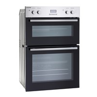 Montpellier MDO90XIntegrated DOUBLE Oven MAIN FAN Oven S/STEEL