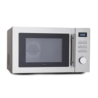 Montpellier MMW34CSSCombination microwave with grill