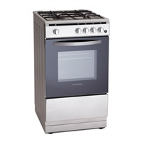 Montpellier MSG50S50cm Gas Cooker