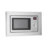 Montpellier MWBI17-300Slim Depth Solo Microwave