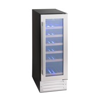 Montpellier WS19SDX19 BOTTLE SINGLE ZONE WINE COOLER