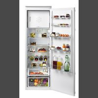 Hoover HBOP 3780/1294 litre built-in fridge freezer