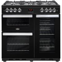 Belling Cookcentre 90DDFT b / 444444107 Boston