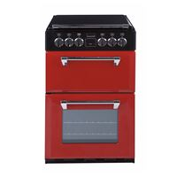 Stoves RICH 550E j / 444449013 Hull