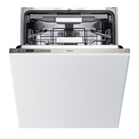 Whirlpool WIO 3T123 PEF UKSupreme Clean Built-In Dishwasher