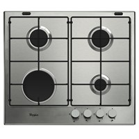 Whirlpool GMA6411/IXWhirlpool Absolute GMA 6411IX Hob - Stainless Steel