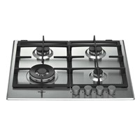 Whirlpool GMA6422/IXWhirlpool Absolute GMA 6422IX Hob - Stainless Steel